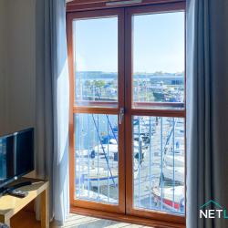 21 Vanguard House milford marina netletuk pembrokeshire staycation self catering sleeps 4 -14