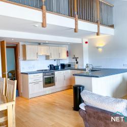21 Vanguard House milford marina netletuk pembrokeshire staycation self catering sleeps 4 -16
